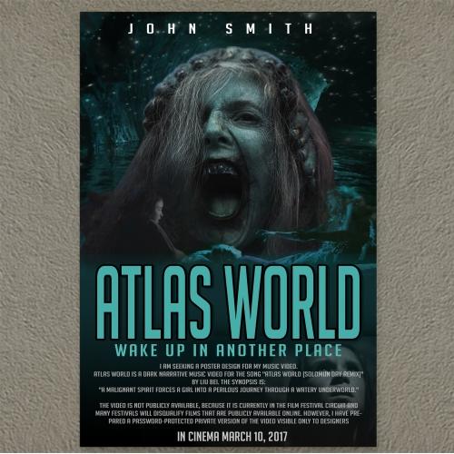 Atlas World Movie Poster
