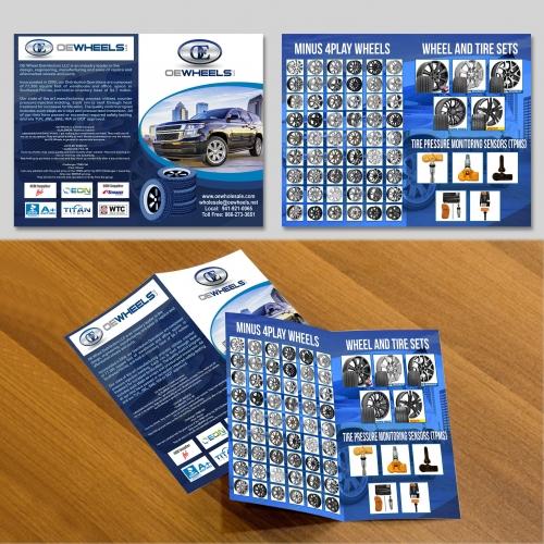 OE WHEELS Brochures