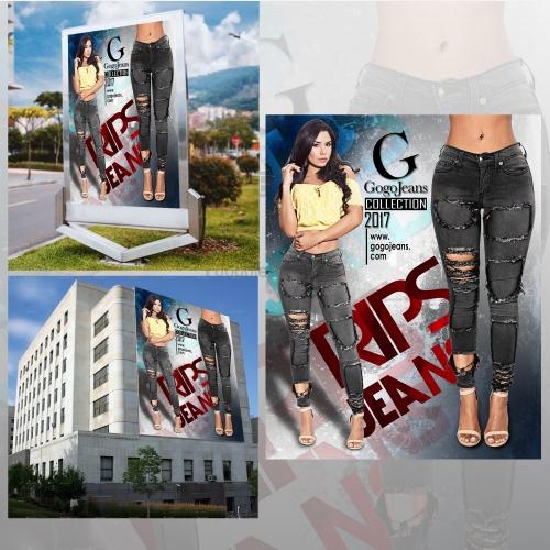 RIPS Jeans Billboard