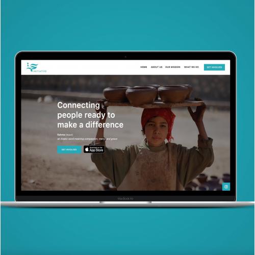 Non-profit Organisation Website Design