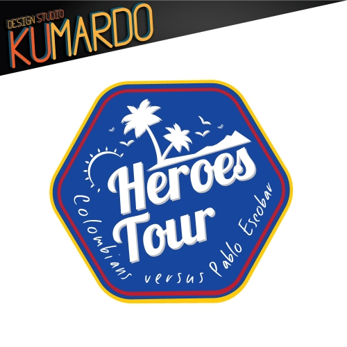 Logo Heroes tour
