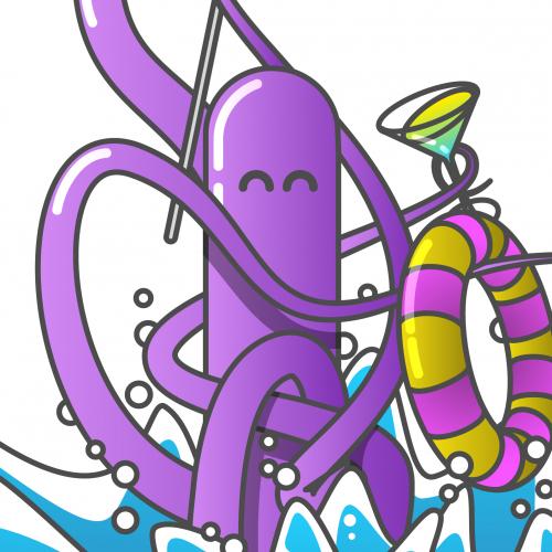Summer squid