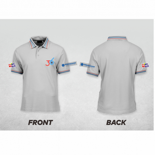 Primagama Polo Shirt Design