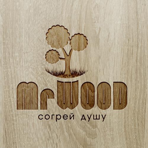 Mr Wood Logo