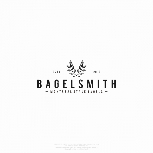 BAGELSMITH Montreal Style Bagels