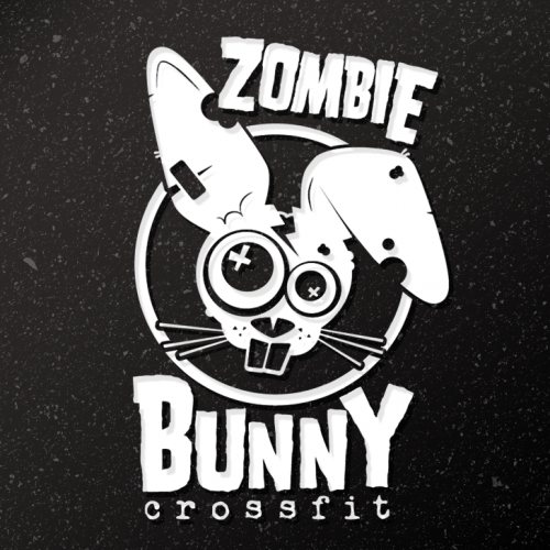 Zombie Bunny Crossfit Logo