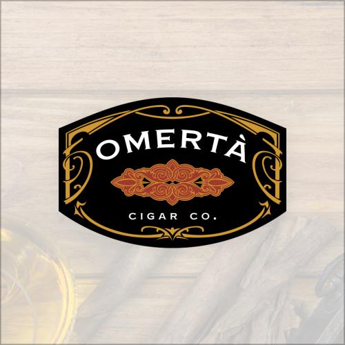 Omerta Cigar Co. Logo