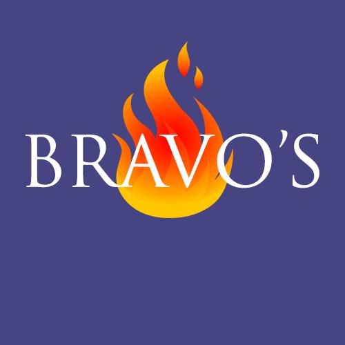 Logo design for Bravo's