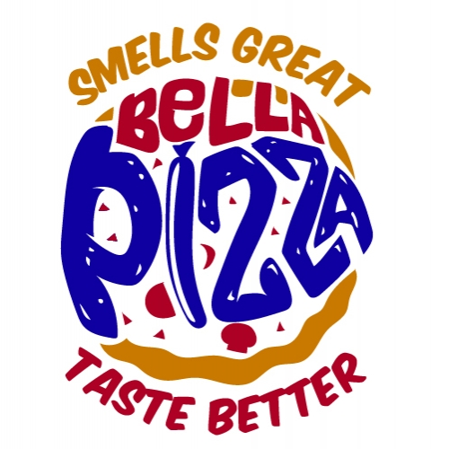 Bella Pizza Logotype
