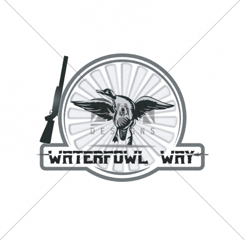 Sport Logo Design required by Waterfowl Way