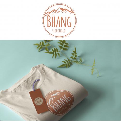 bhang logo design