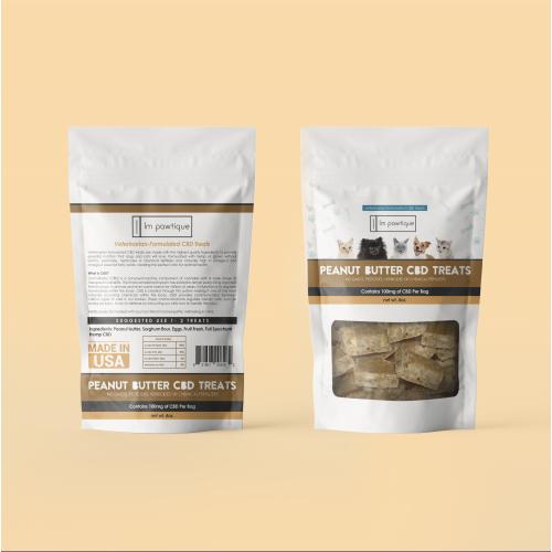 Peanut Butter CBD Treats