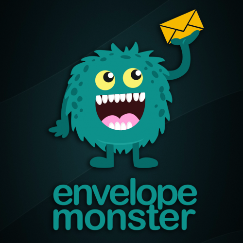 Envelope Monster