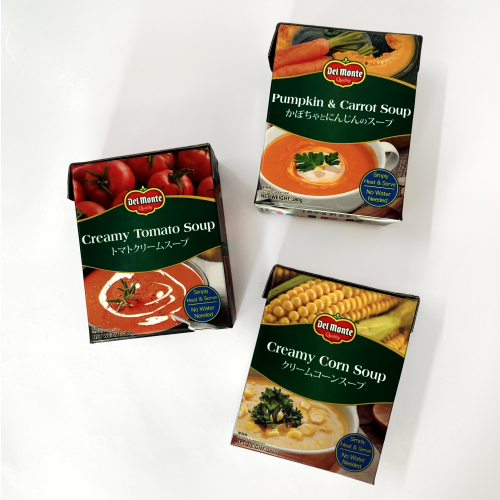 Del Monte Soup Packaging