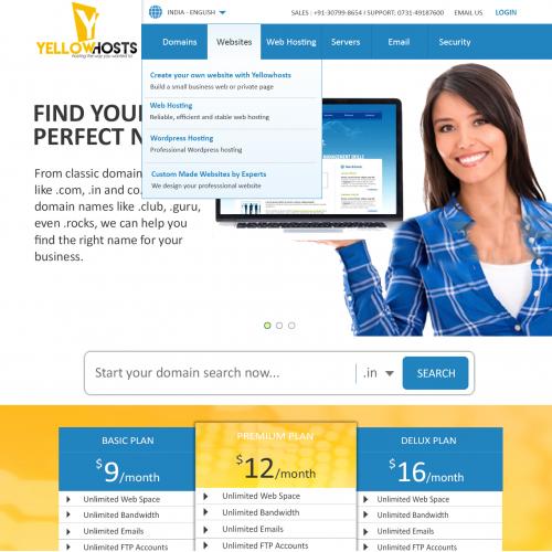 Yellowhosts