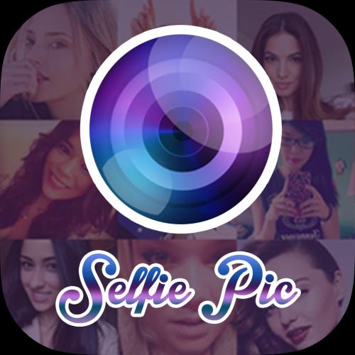 Selfie Pic App Icon