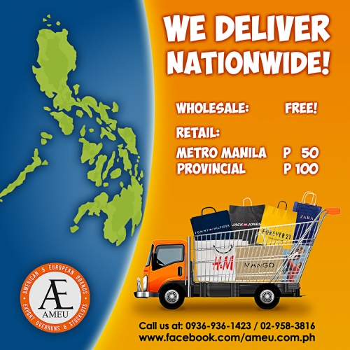 Banner Ad - AMEU (Delivery)