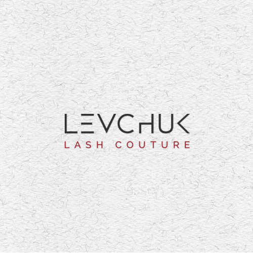 Minimal logo design for LEVCHUK