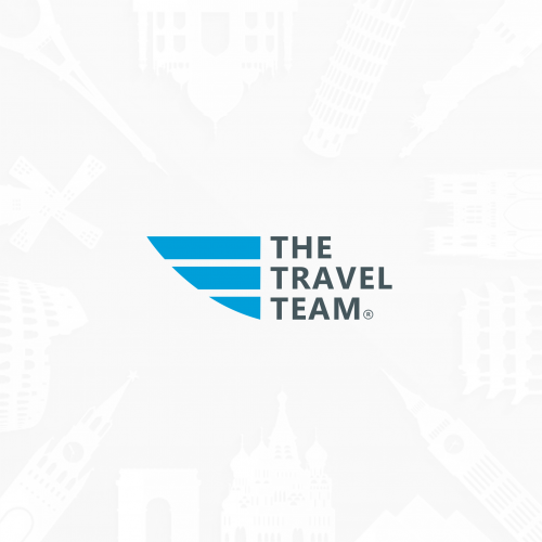 The Travel Team Logo Design
