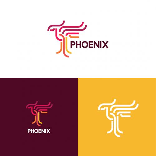Phoenix mark logo design