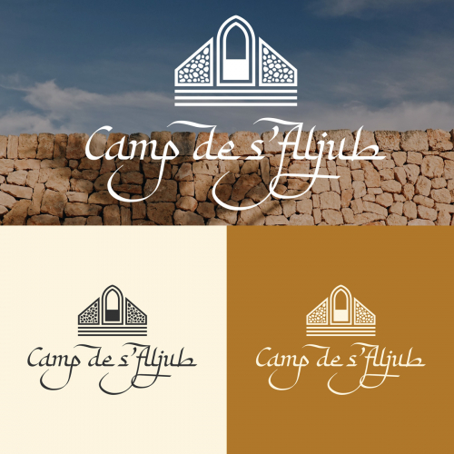 Logo for rural hotel and spa in Spain