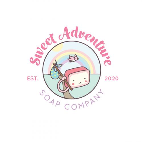 Cute logo for young entrepreneur