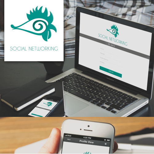 Social Networking Theme - cock
