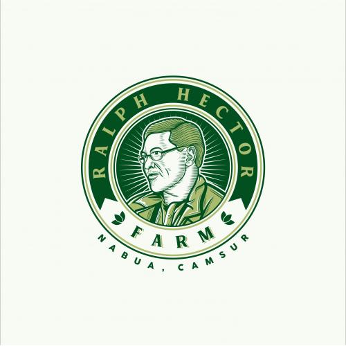 Logo for Ralph hector farm