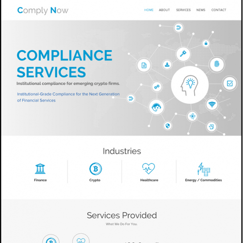 Comply Now: Compliance Services