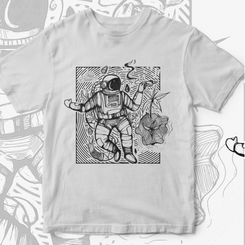 Intoxicated Astronaut