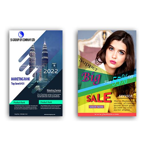 print flyer design for business