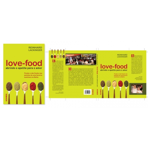 Book cover Love-food