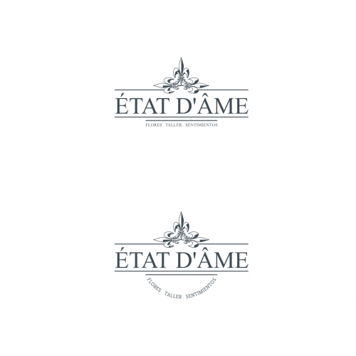 etatd'ame floral logo tapi kurang apik njuk ora payu ,,