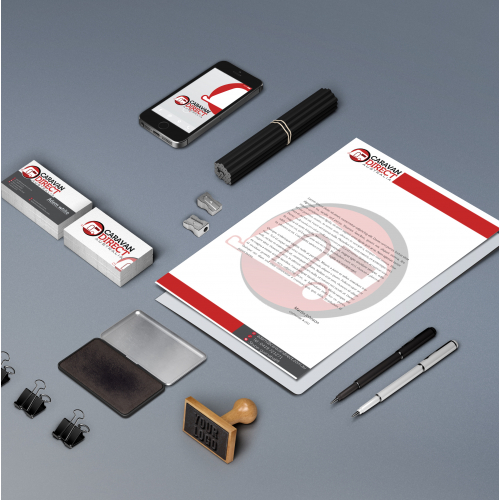 caravan direct Stationery