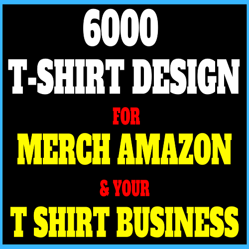 6000 TSHIRT DESIGN BUNDLE