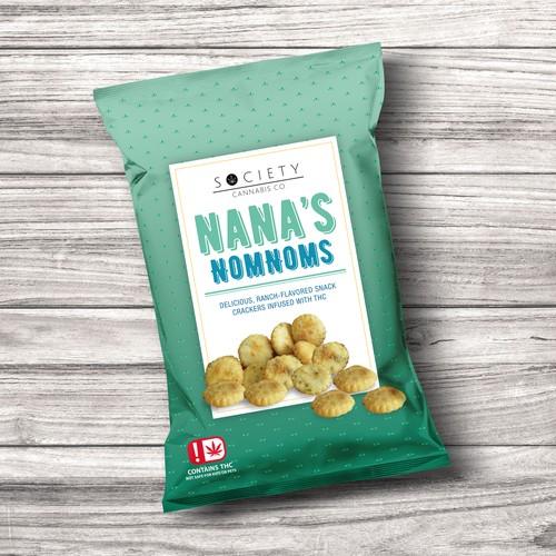 Nanas Nom Noms Package