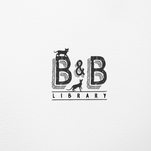 logo for public Library in combodia