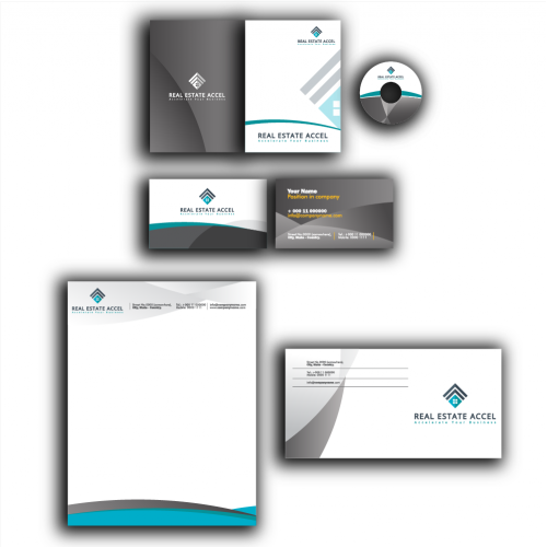 Accel stationery pack