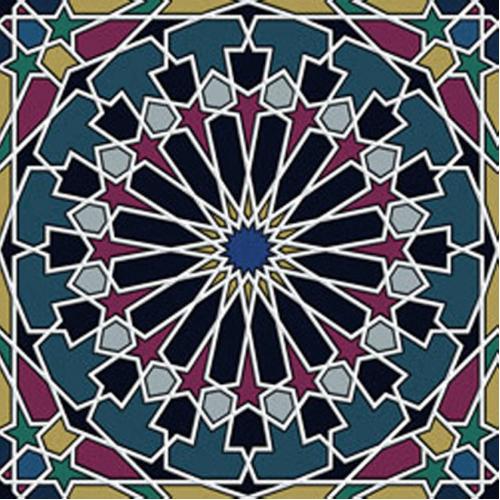 Arabesque seamless