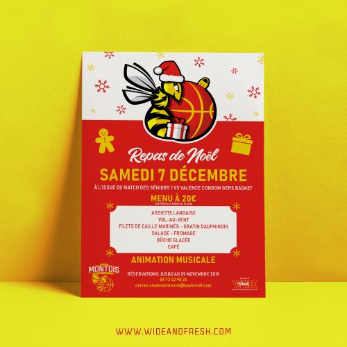 Stade Montois Christmas