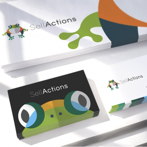 SellActions Corporate Identity