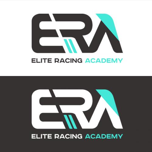 Elite Racing Academy (Logo Design)
