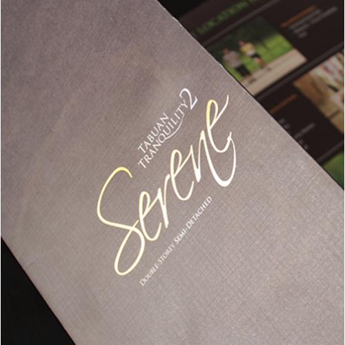 Housing Brochure Design