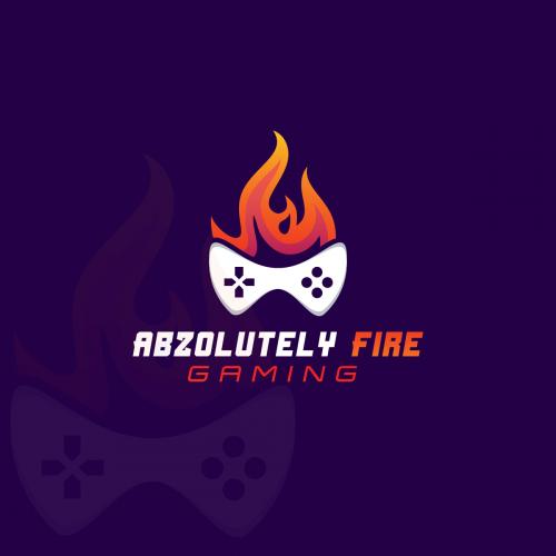 Fire Gaming Logo
