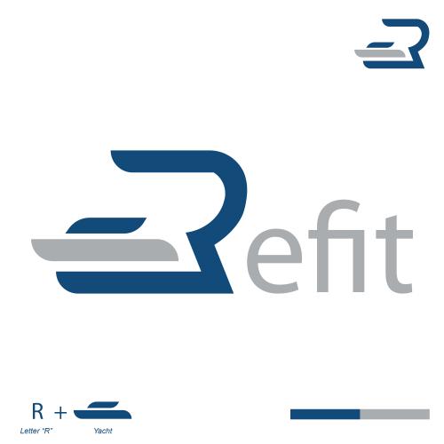 Refit Logo Design
