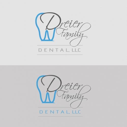 Logo for dental company
