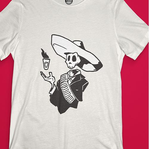Mexican Skelleton (unused)