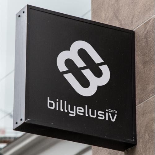 marketing guru logo design
