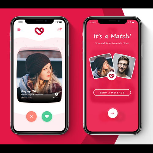 Dating App Design Ai Based