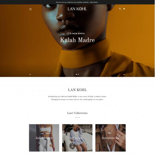 Web Design con Lan Kohl